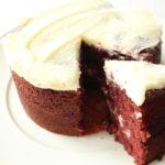 【印象的!】M&Sのベルベットケーキ!