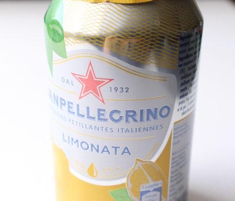 【美味♡】サンぺレグリノのレモネード!