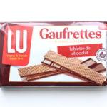 【ウエハースの中に板チョコ!?】【New!】LUのウエハース