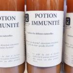 【注目!】17区バティニョールBIOマルシェで見つけたキャッツクロー入りジュース(免疫水薬)