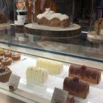 【やっぱりスタイリッシュ!】パリのクリスマスケーキ!